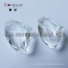 Неправильной формы грани кристалла бисер ювелирные изделия частей