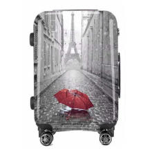 PC Luggage with Printing OEM Service