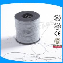 Fio de bordado reflexivo retro simples ou duplo para tricotar