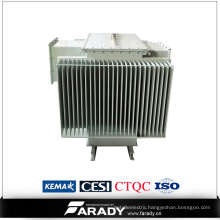 1600kVA Three Phase Oil Immersed Transformer