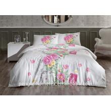 Fancy Polyester maßgeschneiderte bedruckte Bettwäsche Stoff