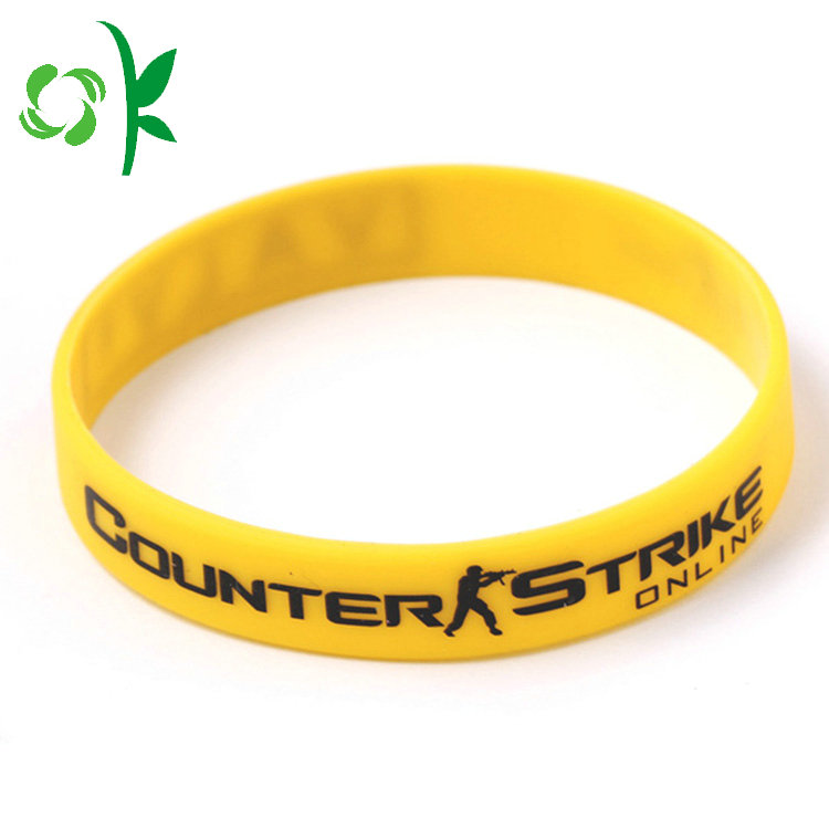 Best Quality Silicone Wristband