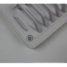 Estación de carga portátil multi de 7 puertos para el teléfono móvil para el iPad