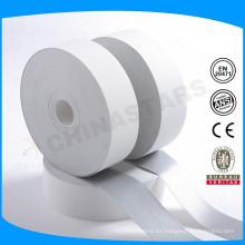 EN11612 Tejido de cinta reflectante ignífugo tratado con algodón NFPA701