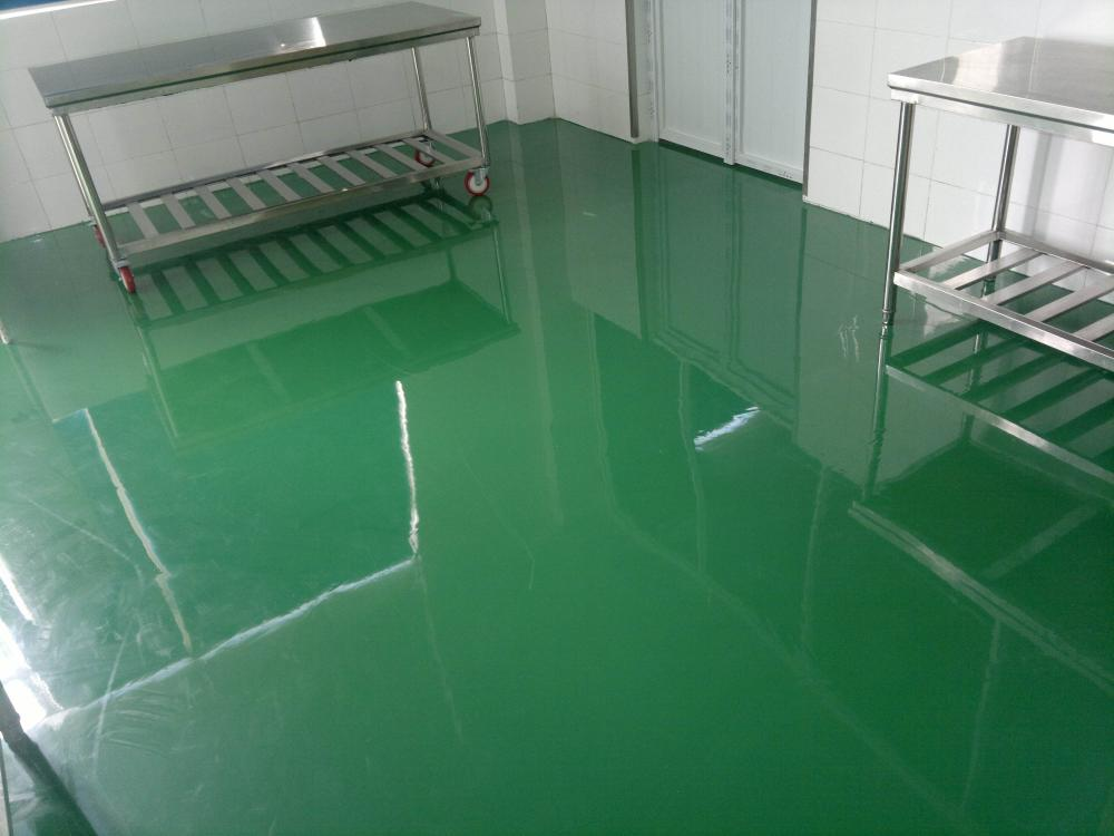 Workshop Epoxy Anti Static Thin Coating Finish