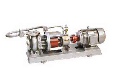 MT-HTP stainless steel high temperature magnetic pump 1