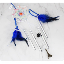 Pingente de pena artesanal Dream Catcher pena
