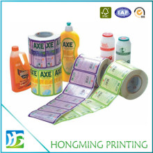 Custom Made Cheap Roll Sticker Label for Product