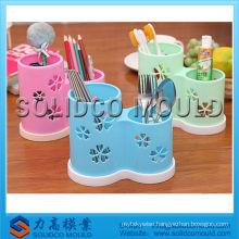 eco-friendly plastic pen holder mould