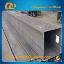 400mmx200mm Rectangle Seamless Steel Pipe