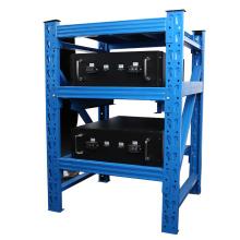 Sistema de almacenamiento de energía de batería de litio