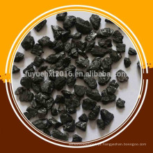 Calcined Anthracite Pet Coke 0-5mm Aditivo de carbono para fabricação de aço