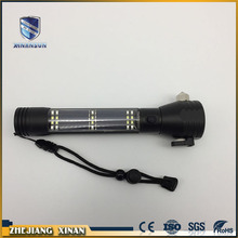 weight light bright emergency defense flashlight