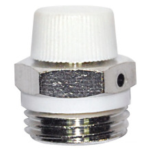 Brass Radiator Vent Valve with Teflon Gasket (a. 0164)