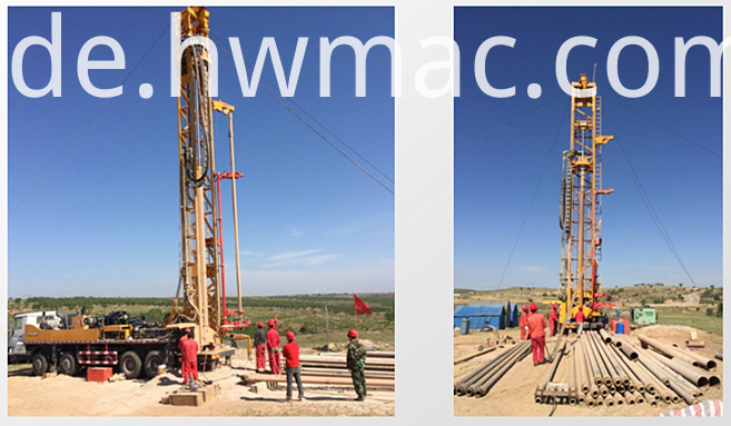 Drilling site