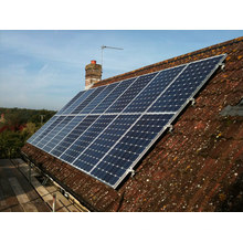 Factory Price OEM&ODM 200W Mono Solar Panel for Home Solar System
