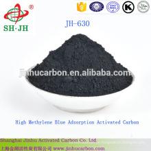 Hoch Methylenblau Adsorption Aktivkohle