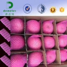Protective Packaging Foam Fruit Socks Net for Storage