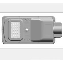luz de rua conduzida solar mini integrada