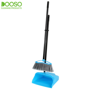 Cleaning Sweeper Windproof Dustpan & broom DS-887
