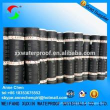 Membrane étanche aux tobs pour les toits