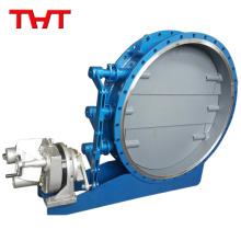 Compuerta de aire de persiana redonda industrial confiable Valve