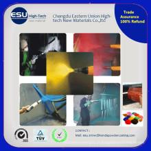 China Factory Sample disponível Ral Color Powder Paint Coating