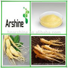 Ginsenoside Natural 80% Extracto de Raiz de Ginseng