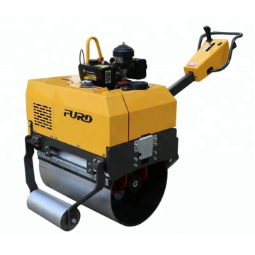 Asphalt surface steel wheel small road roller (FYL-750)