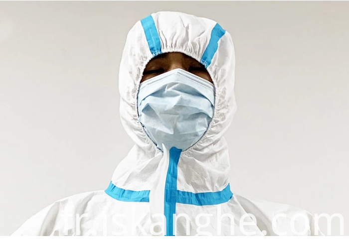 Disposable Medical Virus Protective Clothing