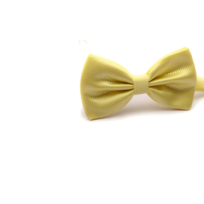 Bow Tie Yellow