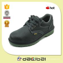 2015 alta qualidade preço barato PU sola ferro aço toe sapatos de segurança