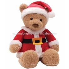 Alta cantidad linda juguetes de peluche Juguetes de Navidad juguetes Santa Claus juguetes