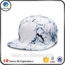 Popular Custom 5 Panel Printed Logo Snapback Hat