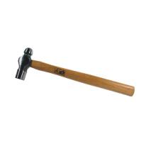 Marteau à panne ronde avec manche en bois