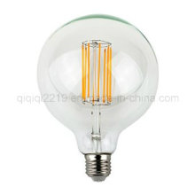 8W E27 220V G125 Clear Dim Decoration Lamp