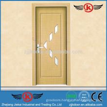 JK-P9140 latest design wooden door, PVC door