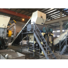 PE Film Recycling Line for Waste Plastic Washing