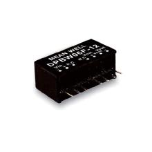 Paquete SIP de 6W Convertidor regulado DC-DC Serie SPBW06 y DPBW06