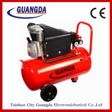 CE-angetriebener angetriebener Luftkompressor 2 PS 1,5 kW 50 l 8 bar (ZFL50)