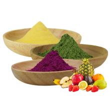 Polvo de frutas secas liofilizadas en aerosol mixto de bebidas de frutas