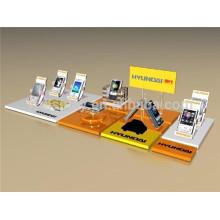 Zubehör-Anzeige des heißen Verkaufsdesign-Countertop-Handys, Acrylhandyanzeige