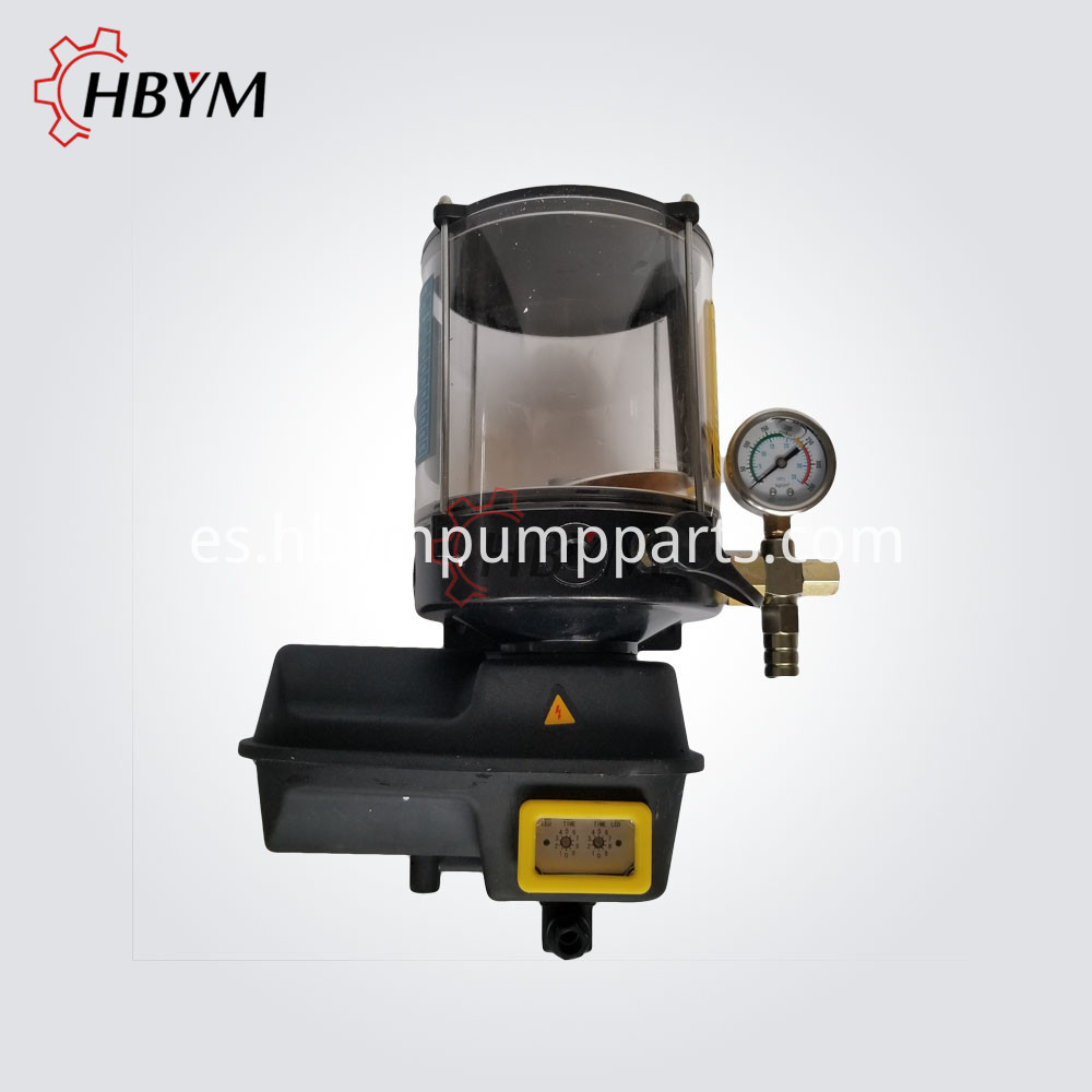 Electric Grease Pump 1