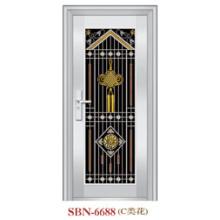 Stainless Steel Door for Outside Sunshine(SBN-6688)