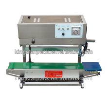 DBF-900L film automatique machine à sceller des plateaux alimentaires
