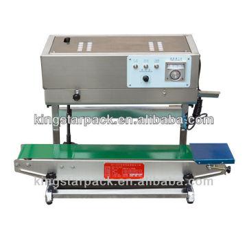 DBF-900L machine automatique de scellage de film plateaux alimentaires 8