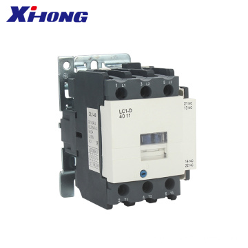 High Quality LC1D40 230V Motor protective contactor Magnetic electric AC Contactor