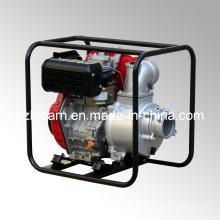 Bomba de agua centrífuga diesel de 4 pulgadas Inicio de retroceso (DP40)