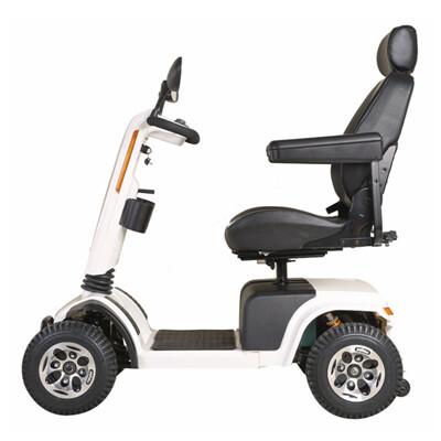 Solar panel wheelchair