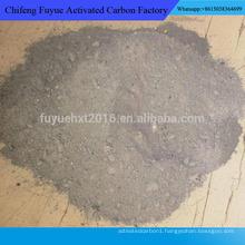 Refractory castables power shape silicon carbide castable
